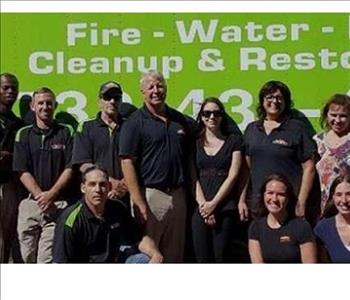 The SERVPRO of Freehold Team!
