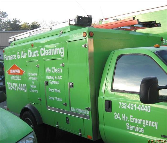 Our Duck Cleaning Truck