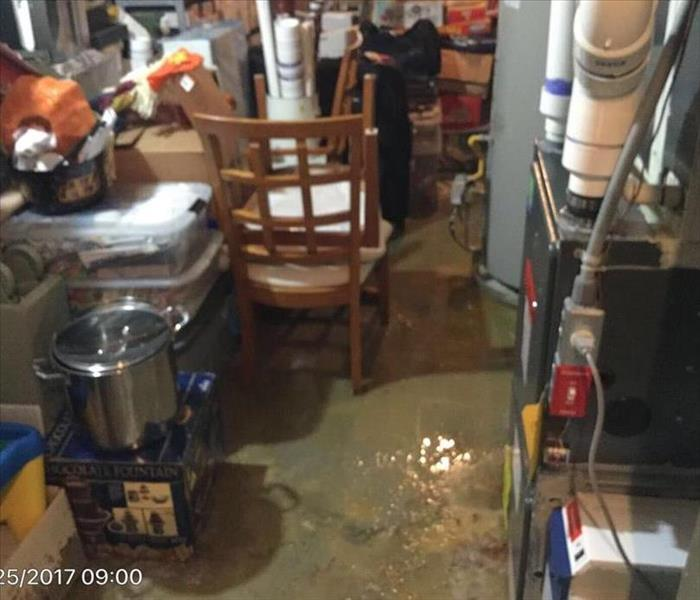 Storm Damage Heavy Rain Affected Home in Atlantic Highlands